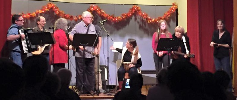 UCC Congregational Burlington Coffeehouse 10/2015