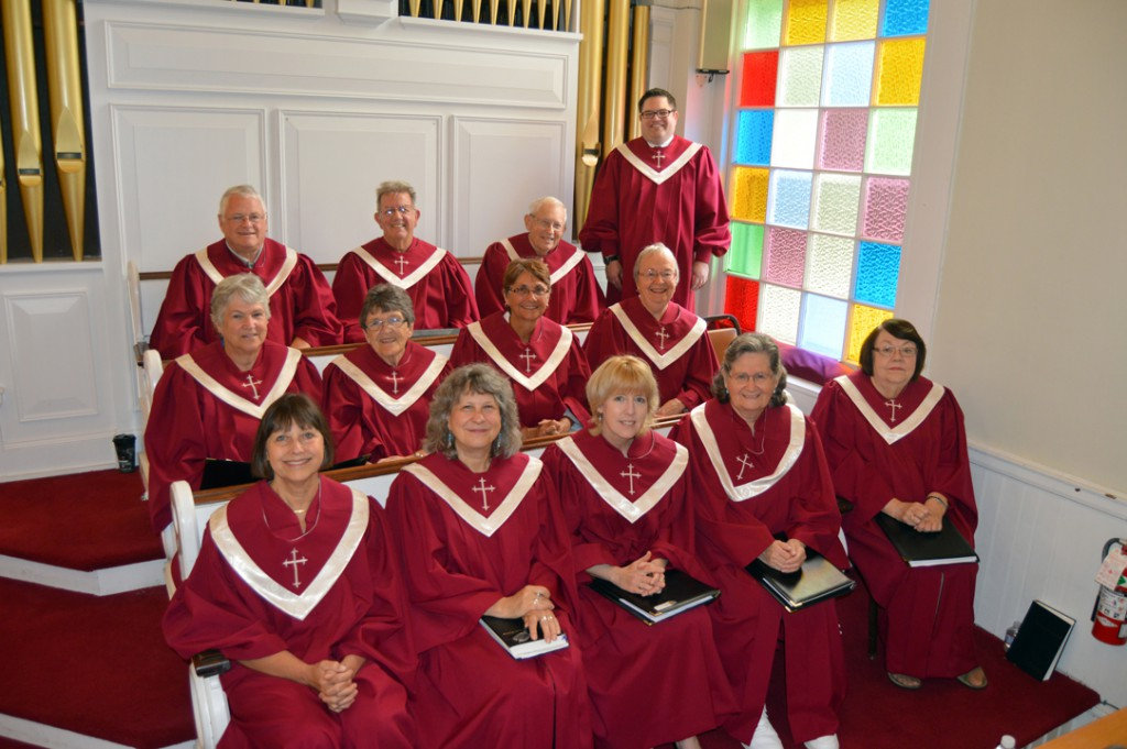 UCC Congregational Burlington Choir
